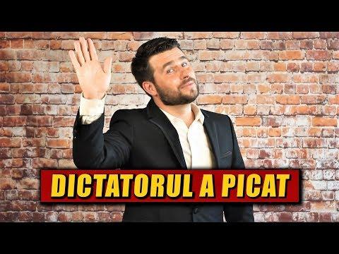 DICTATORUL A PICAT // PLAHOTNIUC A PLECAT DIN ȚARĂ CU AVIONUL PRIVAT