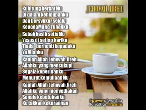Jehovah Jireh -  Power Of Worship (Jonathan Prawira)