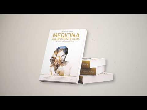 Libro MEDICINA CUERPO MENTE ALMA - Dra Nadia Giraudo