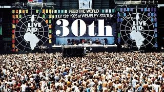 DURAN RADIO: LIVE AID 30 YEARS PART ONE