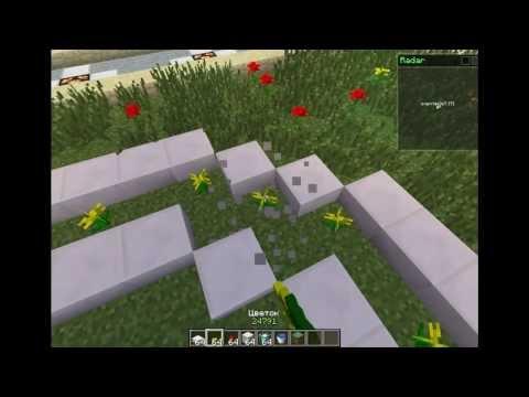 MineCraft Архитектура #4 Как построить фонтан!(Lololoshka,Lololowka,лололошка)
