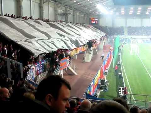05.11.2011, Piast Gliwice - Wisła Płock