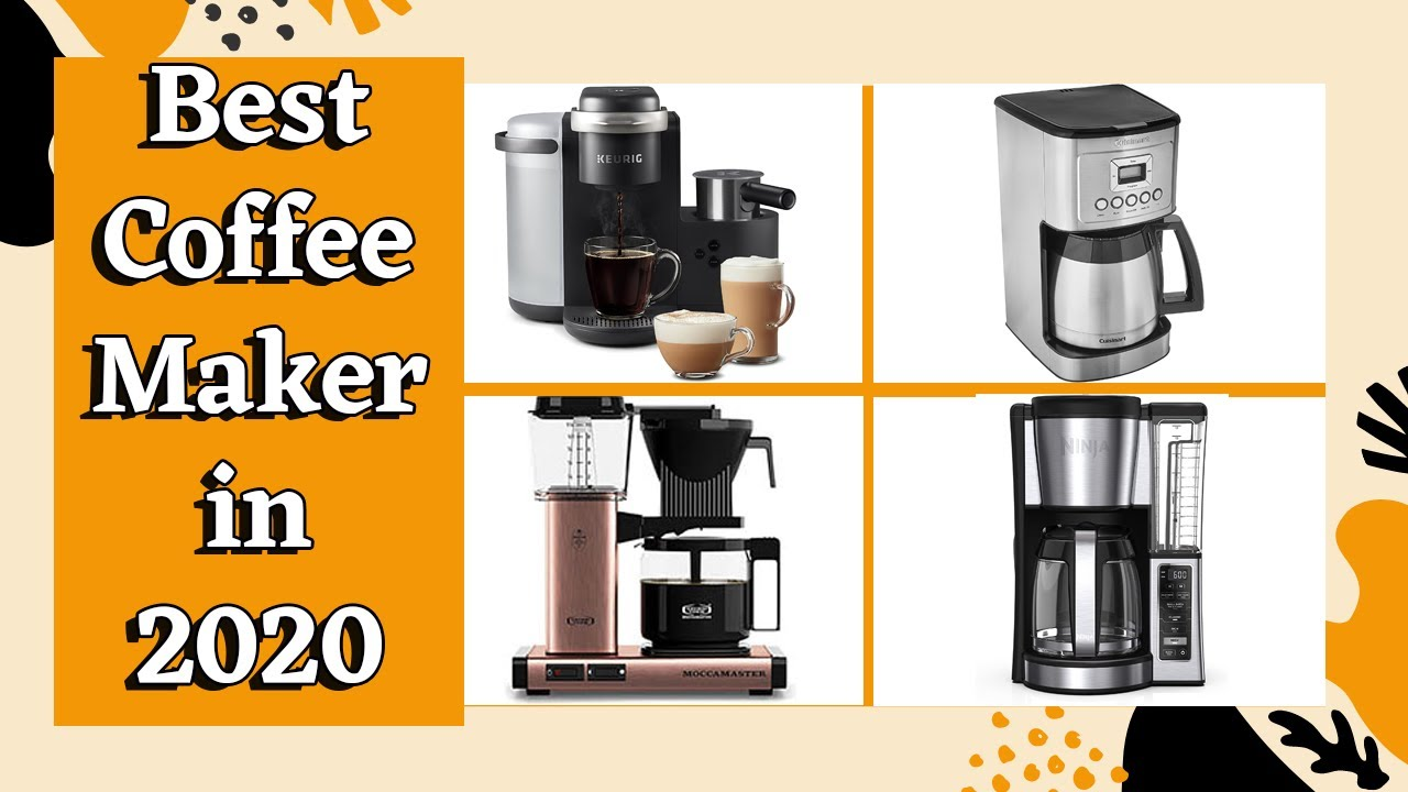Top 5 Best Coffee Maker for Home in 2020 | Best Coffee ...