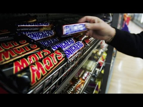 Plastic Found In Mars Candy Bars;...