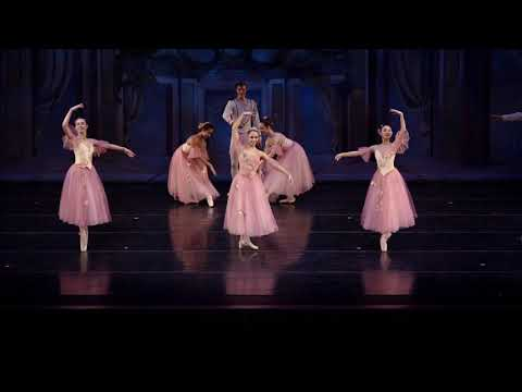 The HARID Conservatory, Excerpt from The Nutcracker, Act II, Waltz of the Flowers, Winter 2019
