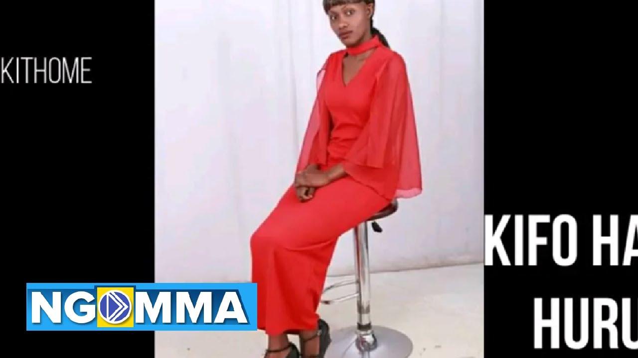 Download ANNIZ KITHOME - KIFO HAKINA HURUMA (LYRICS VIDEO)