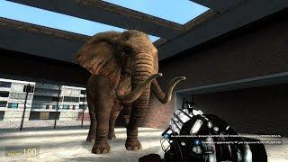 Garry s Mod Делаем большой зоопарк 3