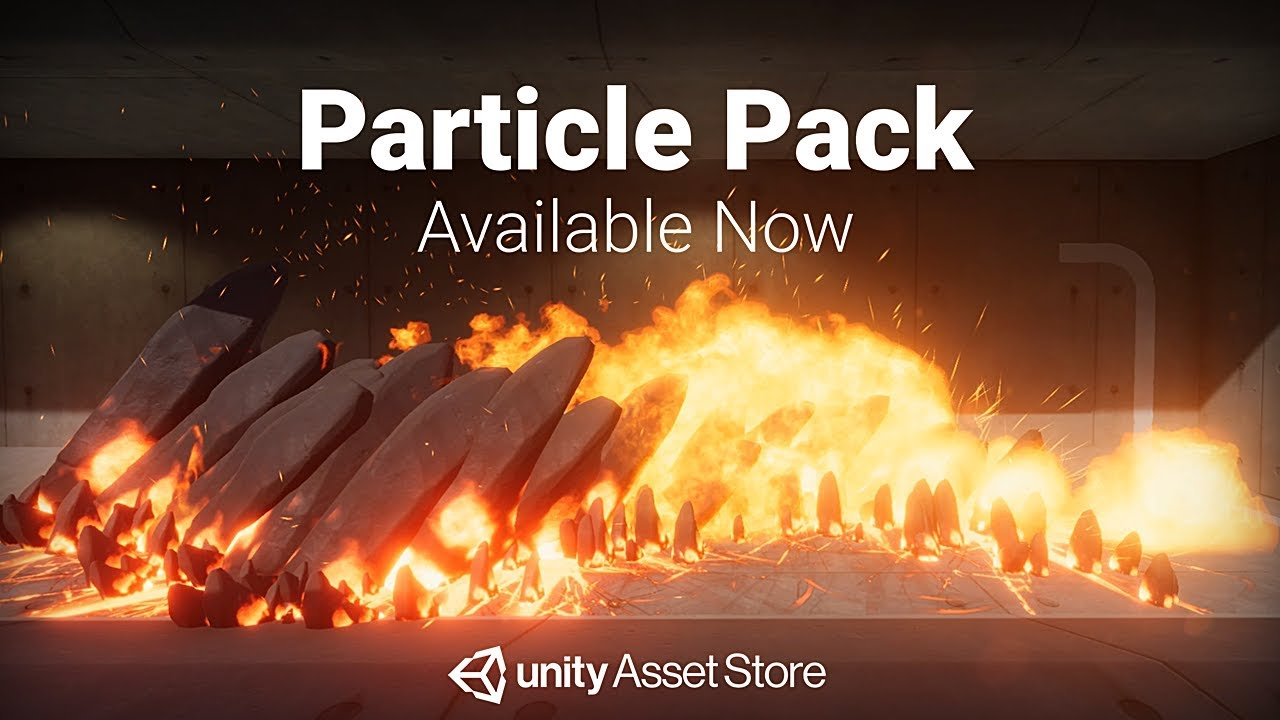 Unity Particle Pack
