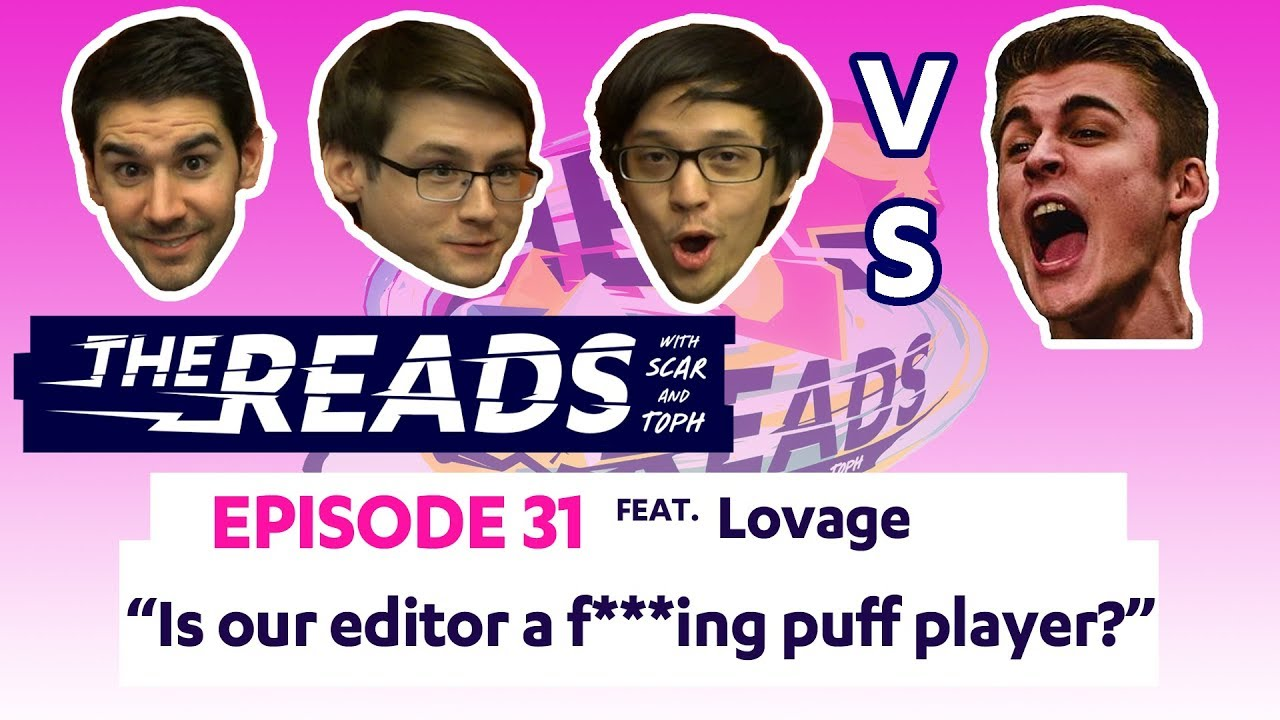 LETTER TO THE EDITOR || The Reads Episode 31 ft. Lu- Lovage