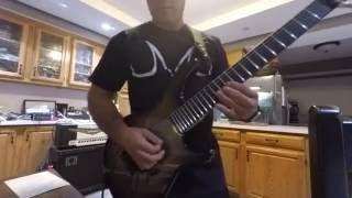 Splawn - Quick Rod - Demo (1 of 3) - Improv over Tron Solar Sailer