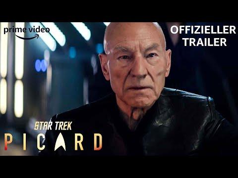 Neuer Trailer & Infos zur Star Trek Picard Serie