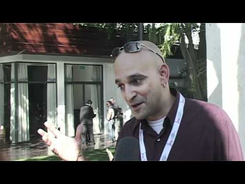 Ronen Soffer, CTO, Telmap at 3 Screens Conference