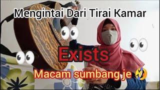 Download Exists-Mengintai Dari Tirai Kamar Cover