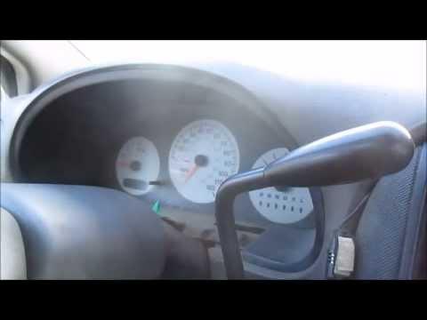 Dodge Caravan Instrument Panel Light Replacement