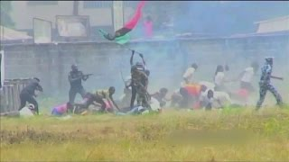 Nigerian army accused of killing pro-Biafra separatists