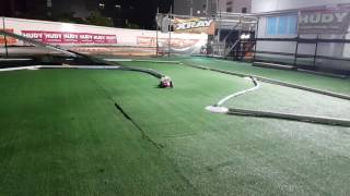 Radio Control Offroad Fun at Urban's Rooftop Astro Offroad Race Track