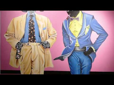 The Congo dandies (La SAPE - Society for elegant and ambience-enhancing people)