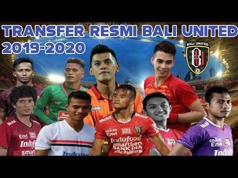 TRANSFER RESMI BALI UNITED MUSIM 2019-2020 - YouTube