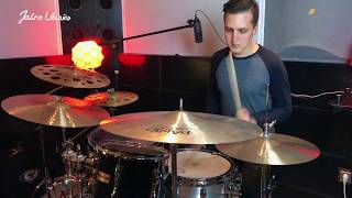 Recording Drums with one usb mic - Audio Technica AT2020 USBi