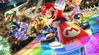 🔵 Mario kart 8