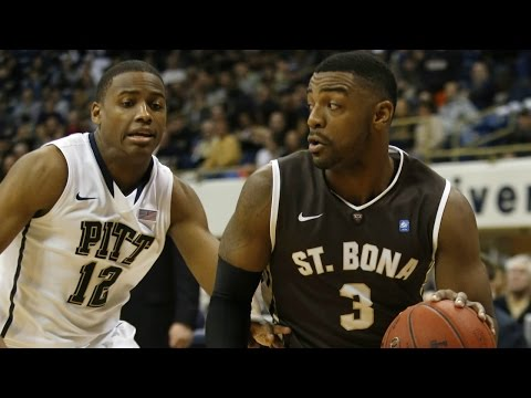 "Get To Know St. Bonaventure's ""Mr. Clutch"" Marcus Posley 