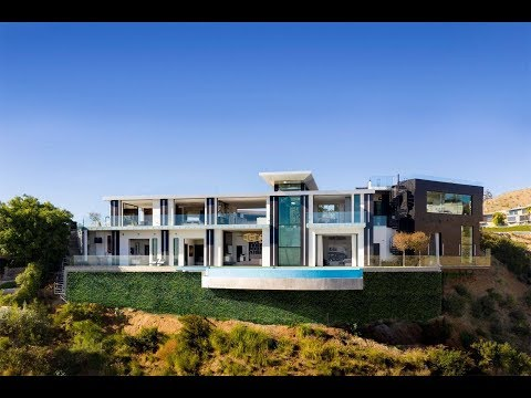 Unparalleled Modern Marvel in Los Angeles, California | Sotheby's International Realty