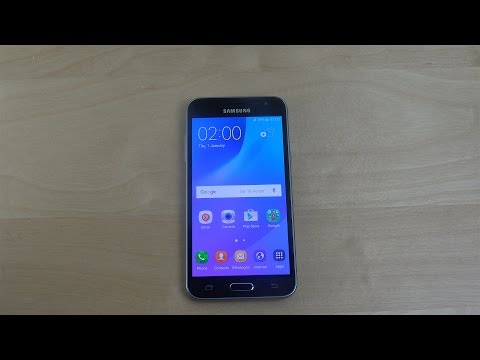 Samsung Galaxy J3 2016 - Unboxing!
