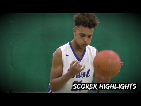 Marcus Banks Can Flat-Out SHOOT!!