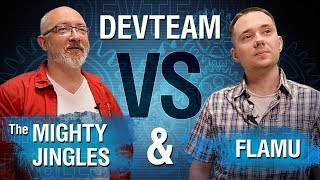 the mighty jingles flamu vs devteam world of warships