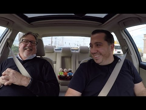 'Car Pooling with Ben'  Episode 14: John Palumbo, RI Monthly