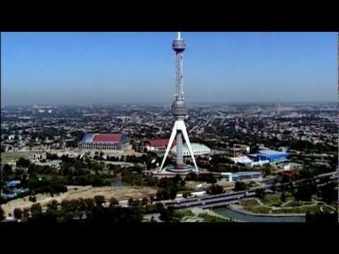 My Tashkent  / Менинг Тошкентим / Moй Ташкент.  HD video & song.
