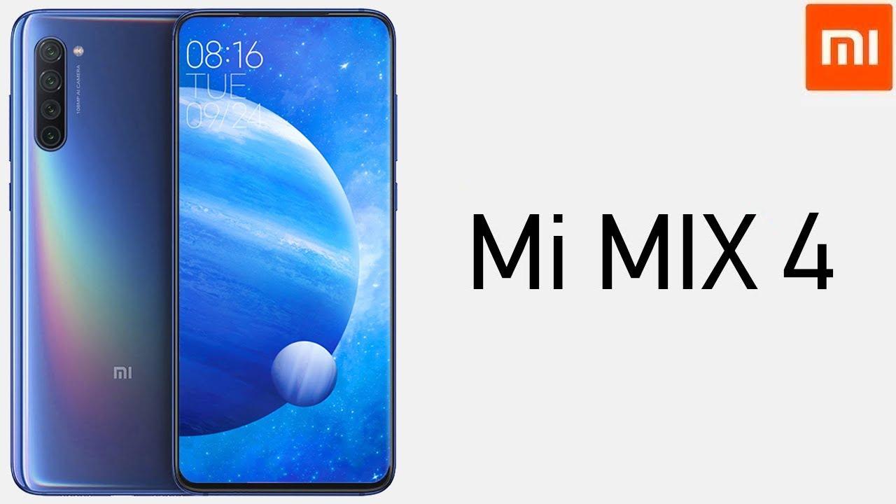 Xiaomi Mi Mix 4 – выход ПОДТВЕРЖДЕН - YouTube