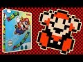 Mario Adventure - Unboxing & Gameplay - NES Rom Hack