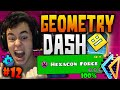 Geometry Dash El Nuevo Nivel Hexagon Force COMPLETADO 100 13 TheGrefg mp3
