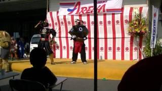 2011年11月13日 薩摩剣士隼人ショーinスズキアリーナ垂水.