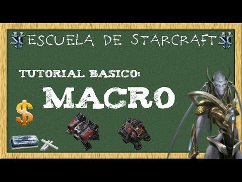 Starcraft 2 Tutorial Básico: MACRO