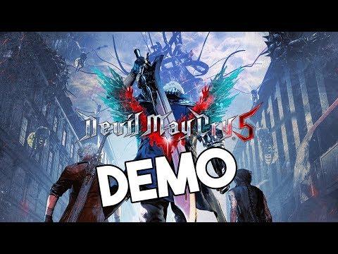 Moldoveanu Joaca: Devil May Cry 5 Demo thumbnail