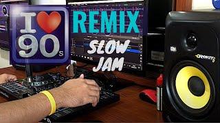 I love 90's remix  Slowjam non stop