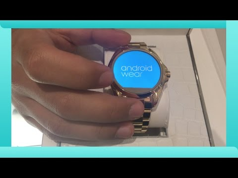 ea835b540243 Michael Kors Smart Watch Review (PART 2) - YouTube