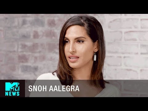 (FULL INTERVIEW) Snoh Aalegra Talks Drake, Vince Staples & Making  'FEELS' | MTV News