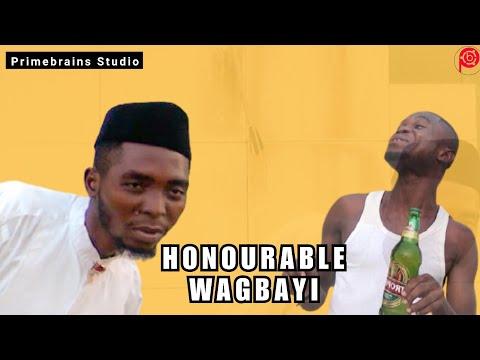COMEDY VIDEO: Honourable WAAGBAYI