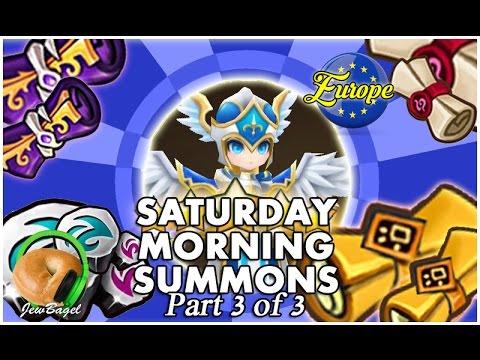 Download SUMMONERS WAR : Saturday Morning Summons - 400+ Mystical, LD & Legendary Scrolls - (11/12/16 - 3of3)