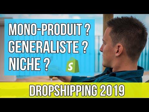 La Meilleure Stratégie Dropshipping en 2019 thumbnail