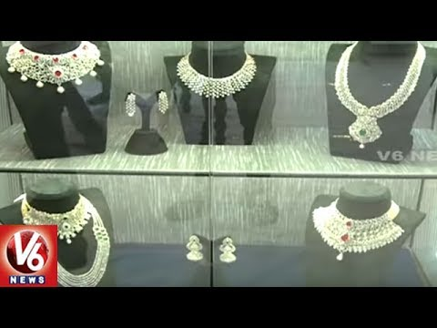 Fashion Trends | Demand Increases For Diamond Jewellery With Gold Rate Hike | City Life | V6 News