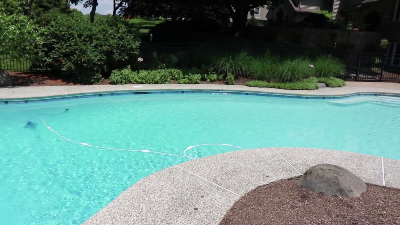 White Marble Pool Plaster In Wilmington De Coronado S