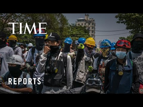 'Risking Everything.' A Democracy Activist on Myanmar's 'Spring Revolution' | TIME