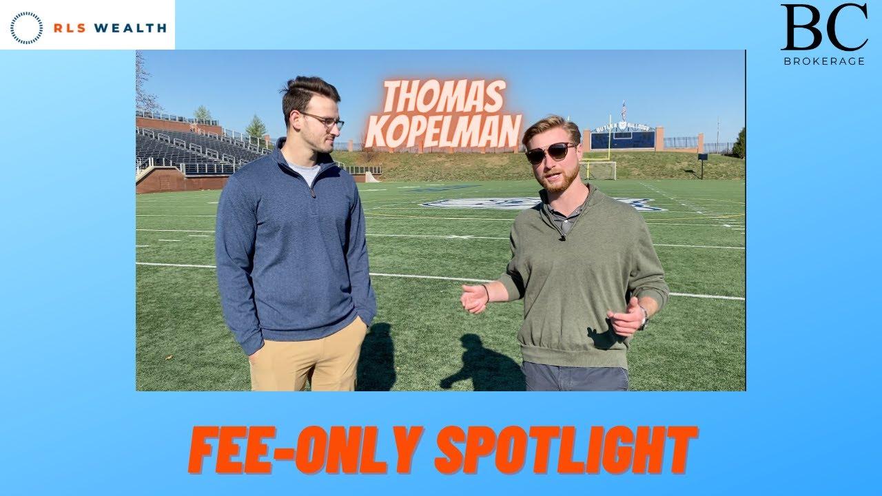Thomas Kopelman and BC Brokerage Fee Only Series