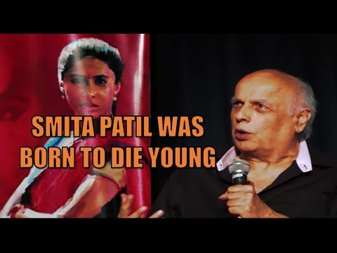 Mahesh Bhatt reveals the unseen side of Smita Patil