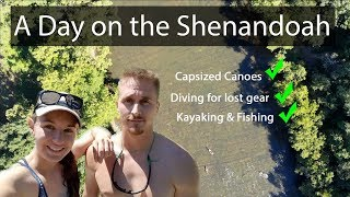 Kayak Adventures on the Shenandoah River