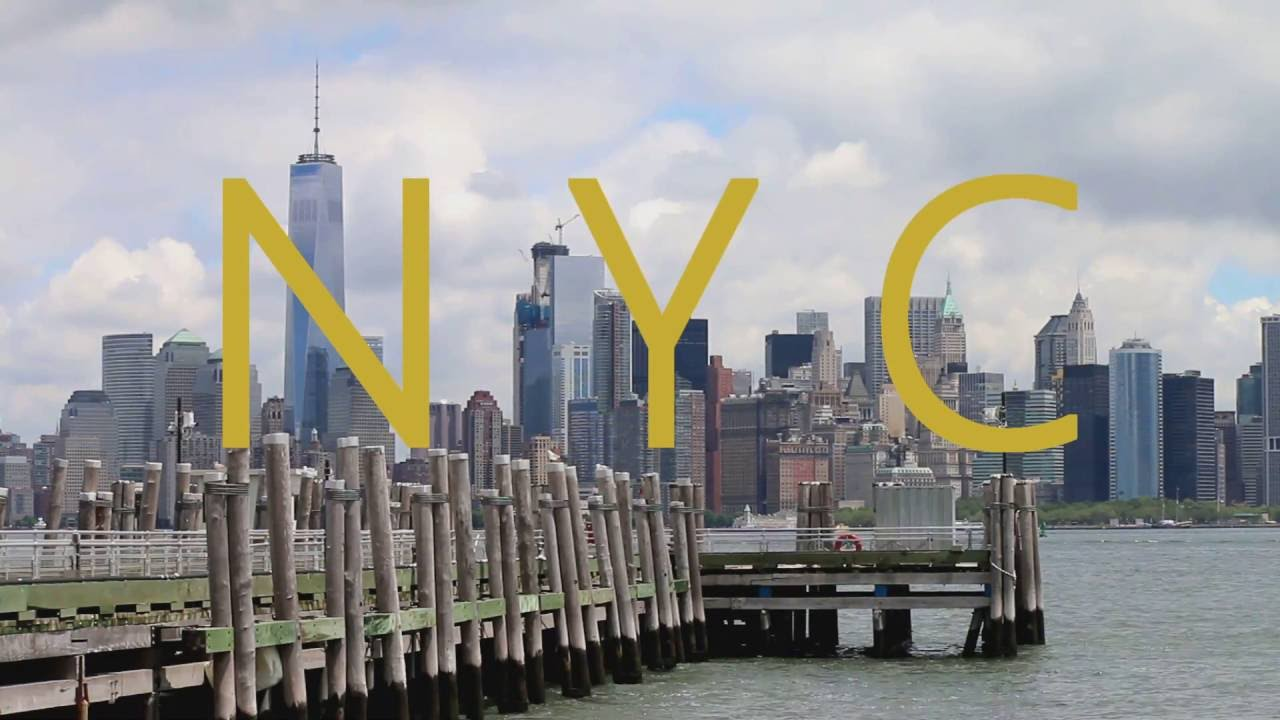 12 places to visit in new york city youtube for Places to see in ny city